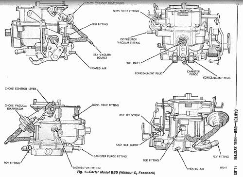 [YF_5394] Carburetor Vacuum Line Diagram On Diagram Of A