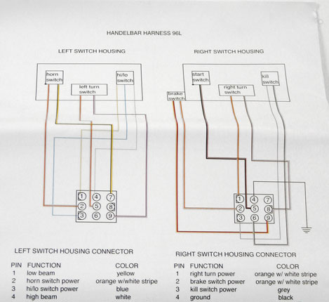 [WL_3429] Diagram Likewise Harley Davidson Wiring Diagram