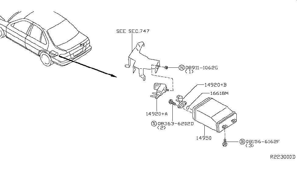 2001 Nissan Get The Plete Engine Wiring Diagram Gxe Liter
