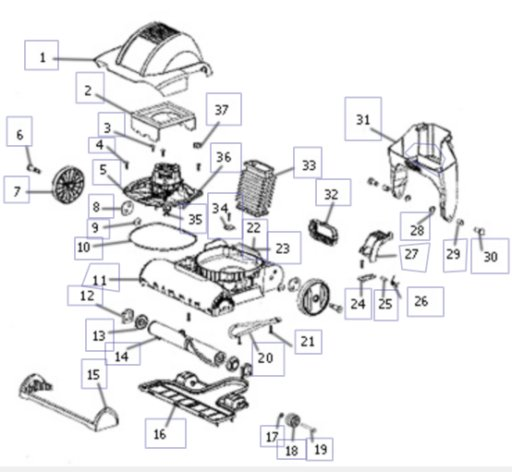 [XE_4243] Diagram Further Rug Doctor Parts Diagram On