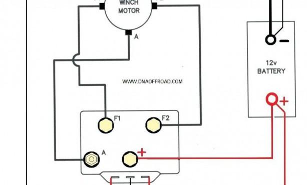 [RY_3259] Runva Winch Wiring Diagram Free Diagram