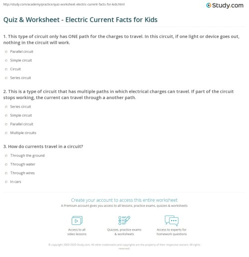 small resolution of GH_9384 Kids Worksheets Circuits Worksheet Circuits Worksheet Interactive  Schematic Wiring