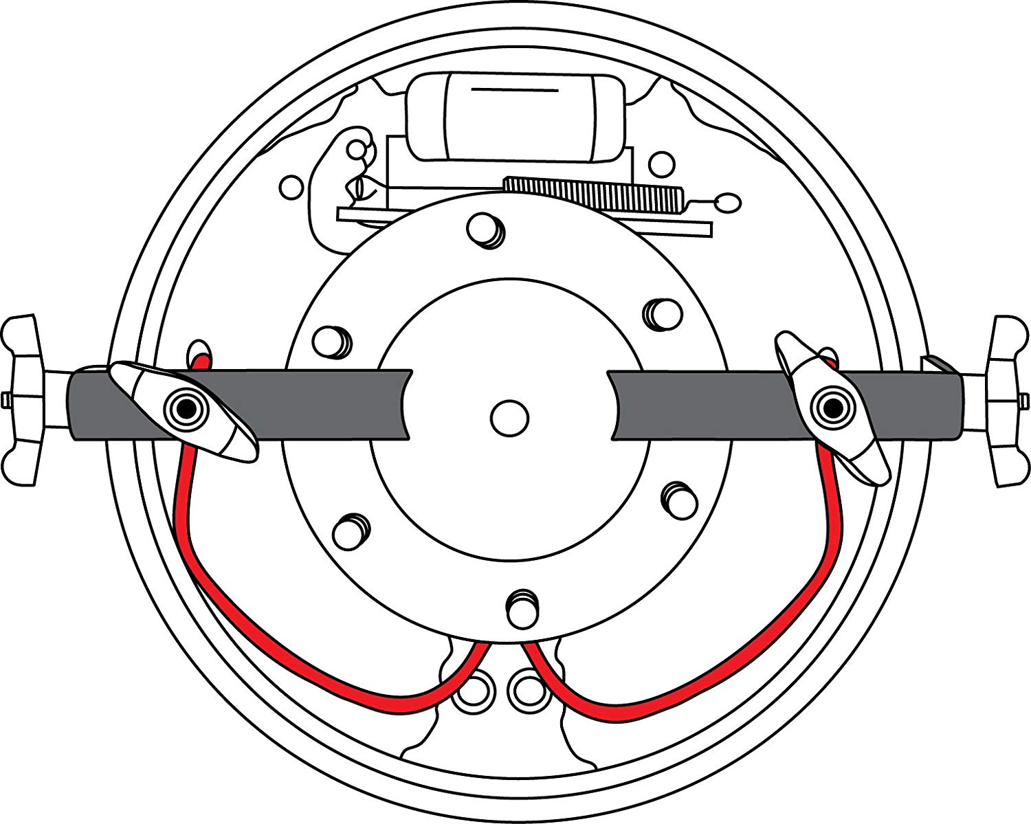 [XE_0352] Chevys10Rearbrakediagram Drum Brake Diagram For