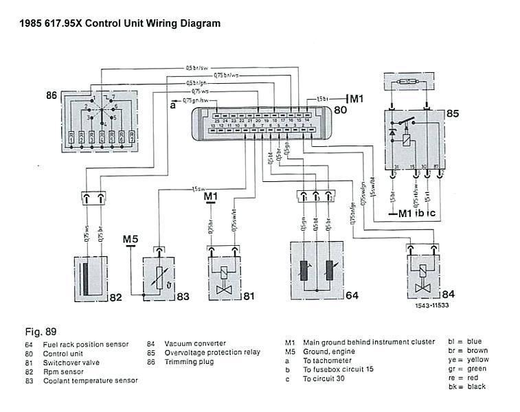 [GK_3518] Vdo Tachometer Wiring Instructions Schematic Wiring