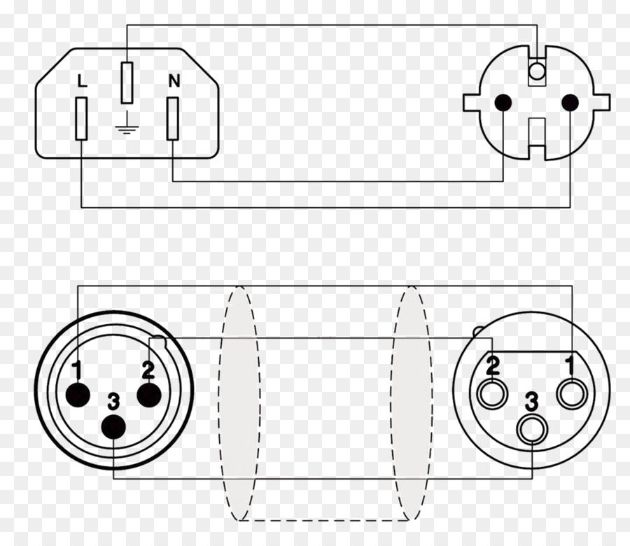 [HL_3825] Xlr Connector Wiring Diagram Schematic Wiring