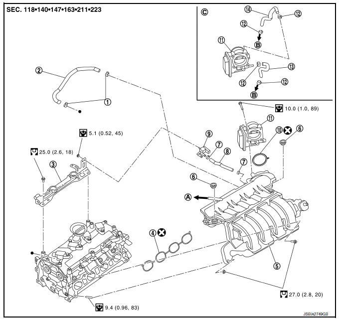 [GD_9611] Nissan Sentra Engine Diagram View Diagram