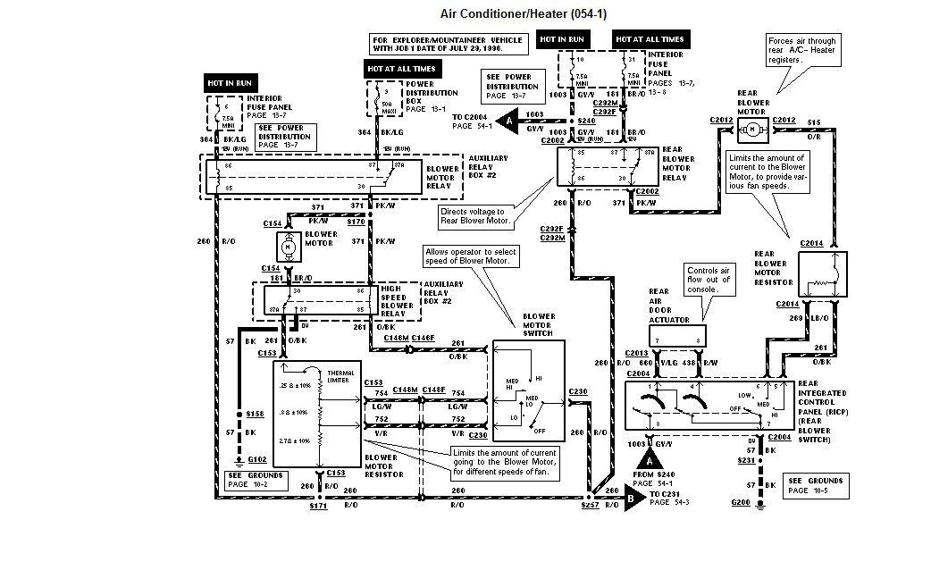 [BG_0922] 2011 Explorer Wiring Diagram Download Diagram