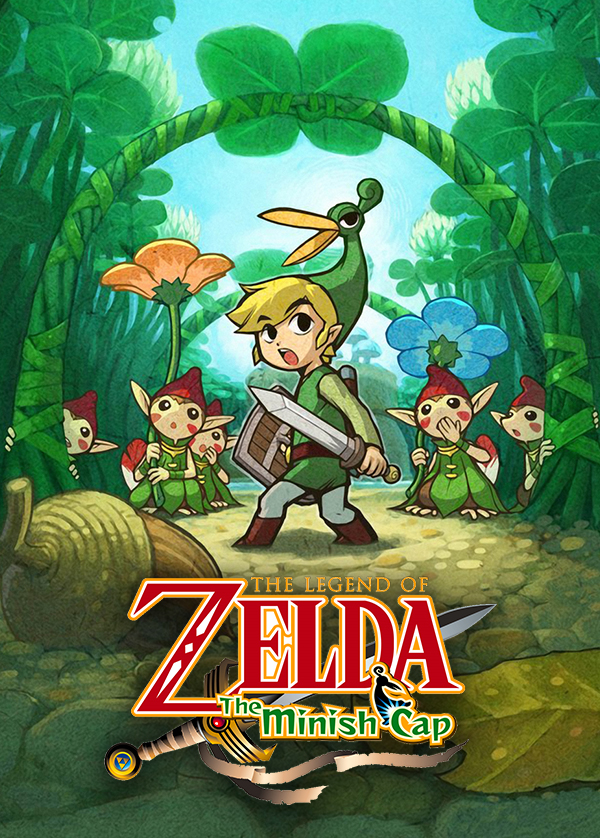 The Legend Of Zelda The Minish Cap : legend, zelda, minish, Legend, Zelda:, Minish, Twitch