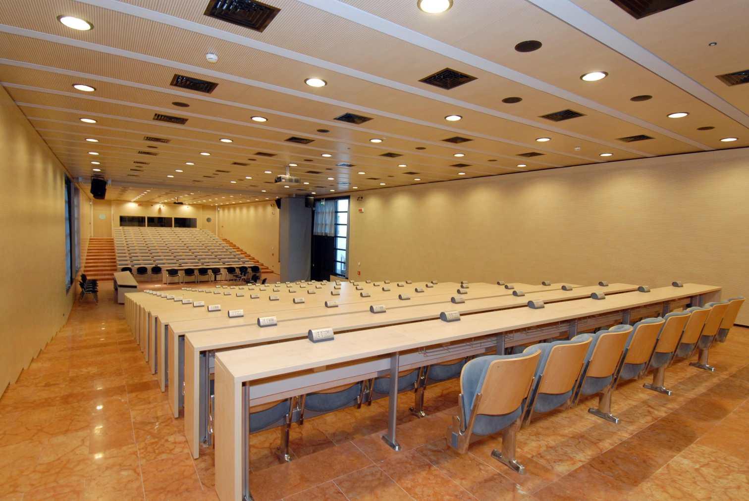 Sale e spazi per convegni  UniTrento