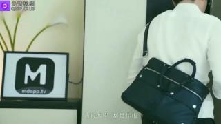 国产AV佳作MD0083-吴梦梦主演 内射性感女学生 淫魔老师的性惩罚