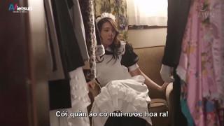 [Vietsub] PRED-140: Chủ quản gia khó tính và cô hầu gái dâm đãng
