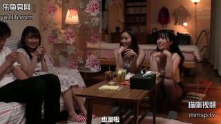 [CAWD-133]女友就睡在旁边… 喝醉的2个前辈用身经百战的癡女合作技巧侵犯我 我忍不住内射的逆NTR [中