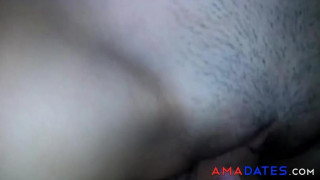 Skinny Amateur Latina Girlfriend Pleases Cock