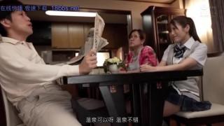 [中文字幕] EBOD-850 发情女儿玩弄继父勃起用骑乘位摇到射