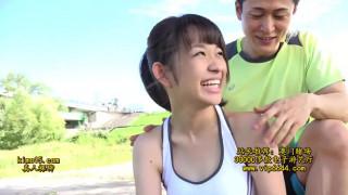 LOVE-326 エッロ~い女子大マラソン部員 早乙女夏菜18才 AVデビュー ぶっ駆け抜ける裸体