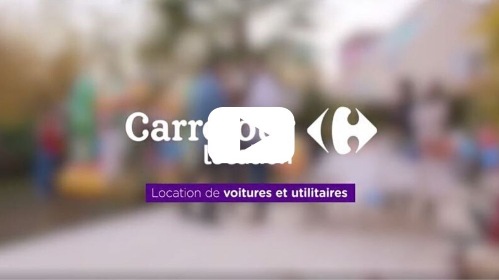 carrefour location vehicule
