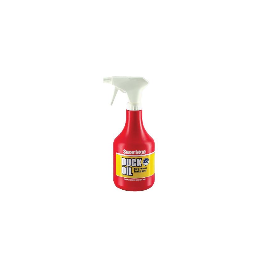 Swarfega Duck Oil Empty Spray Bottles - Pack of 6 SDO500RE ...