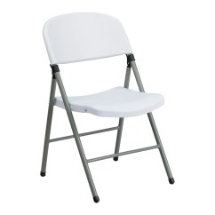 Folding Chair Uk Chairs Aldi Unbranded Plastic Heavy Duty 405x400x450mm