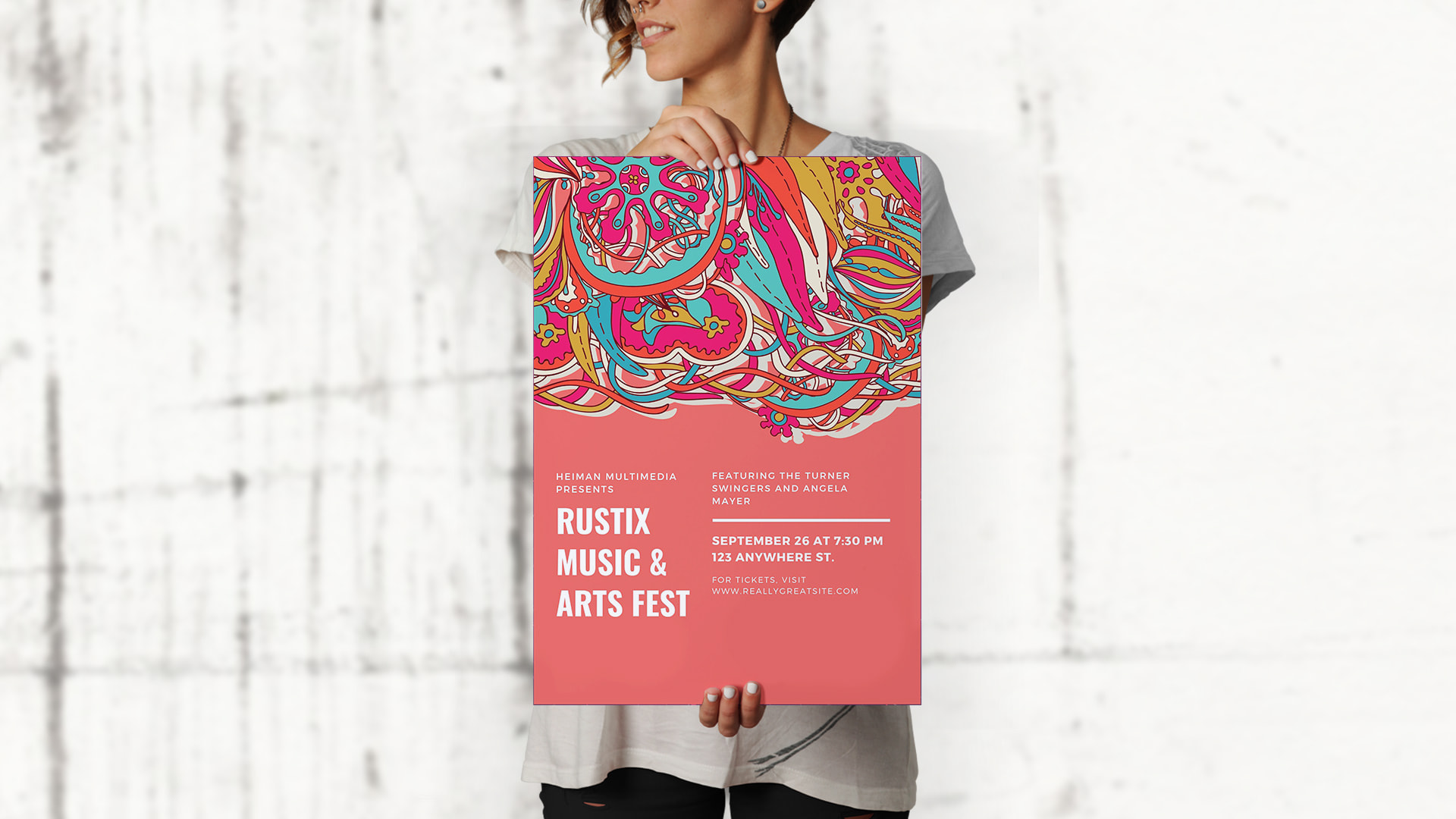 25 poster ideas to inspire you canva