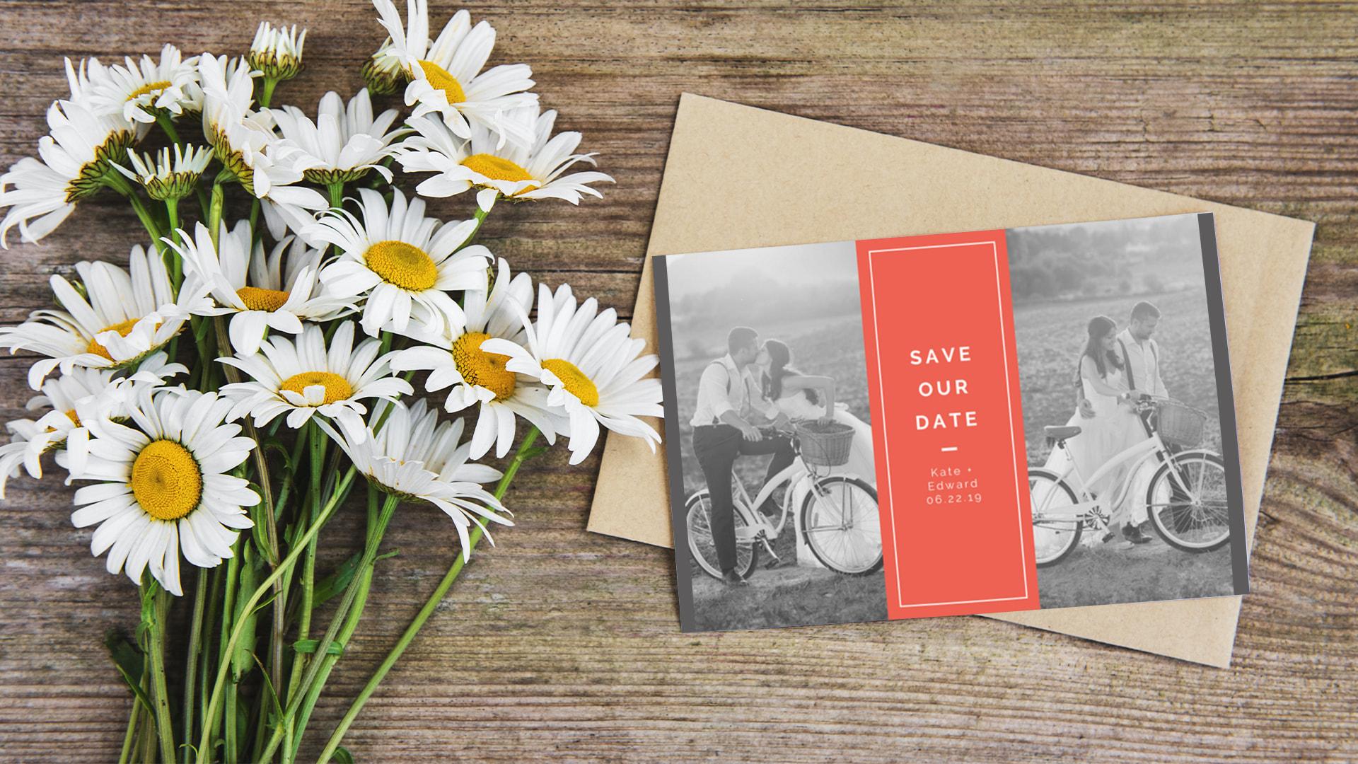 beautifully designed print invitations