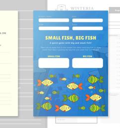 Free Online Worksheet Maker: Create Custom Designs Online   Canva [ 836 x 2568 Pixel ]