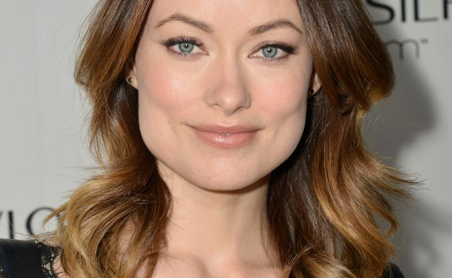 Olivia Wilde Had Purple Hair But That S Not Her Biggest