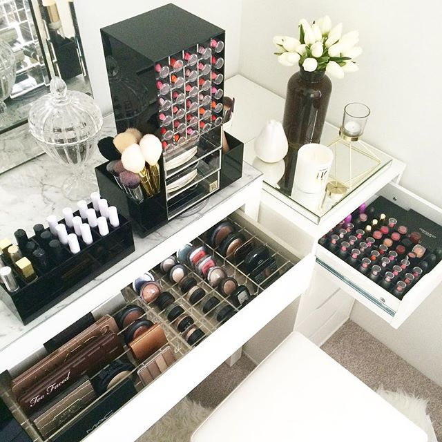 How to Organize Beauty Products in 10 Easy Steps  StyleCaster