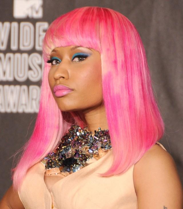 see nicki minaj's beauty transformation | stylecaster
