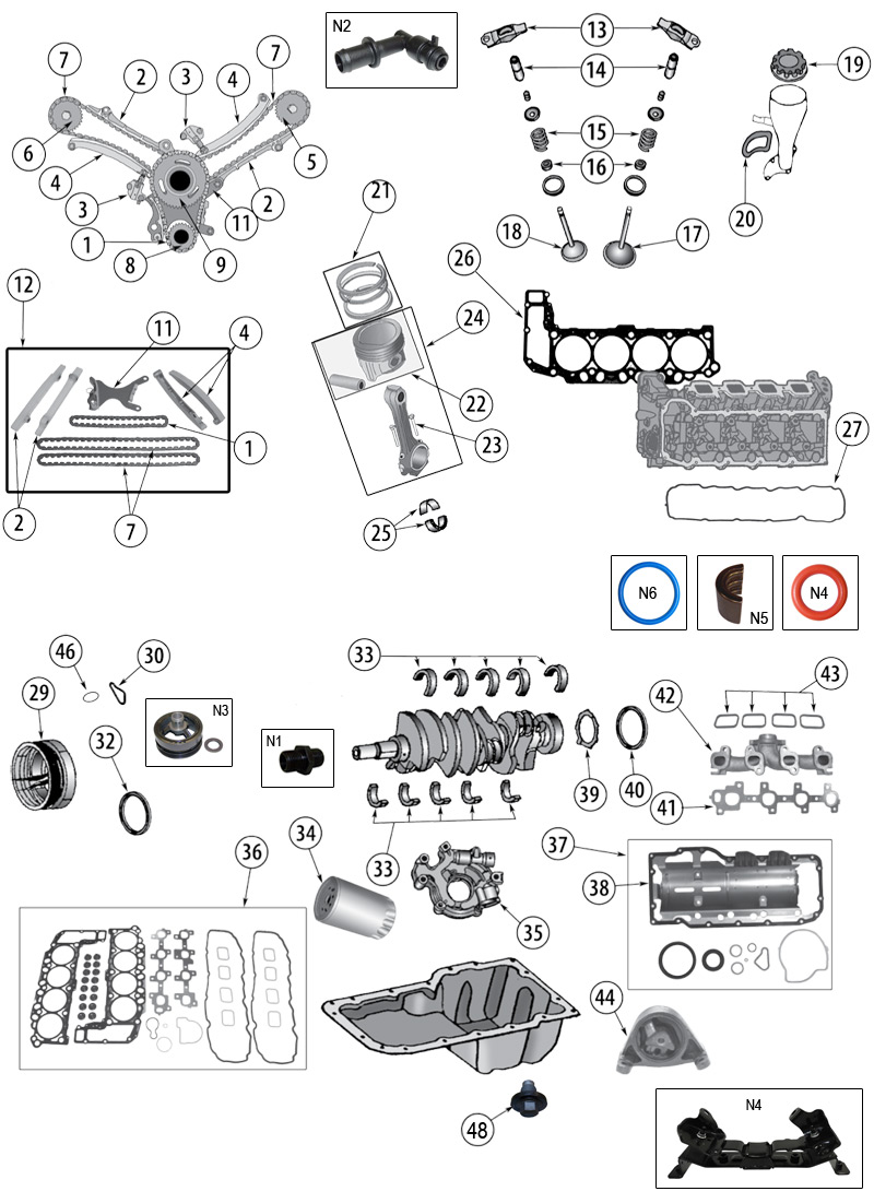 2009 jeep grand cherokee engine diagram