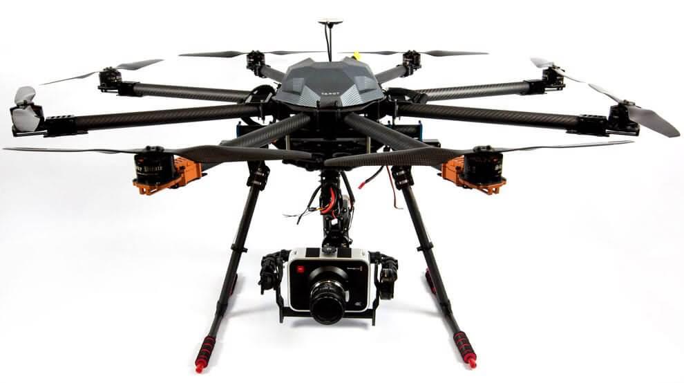 Los mejores 10 drones de carga pesada de 2018