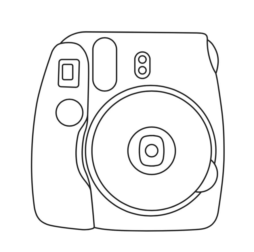 Купить кассету для Polaroid PIC-300 спб и FujiFilm Instax