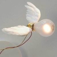 replica Ingo Maurer Birdie's Nest wall lamp
