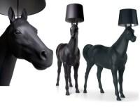 replica Moooi Horse floor lamp