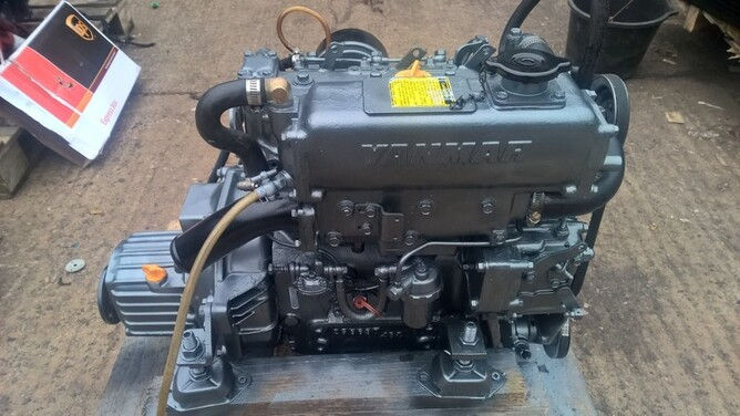 Yanmar - 3GM30F 24hp Marine Diesel Engine Package   Boats and Outboards