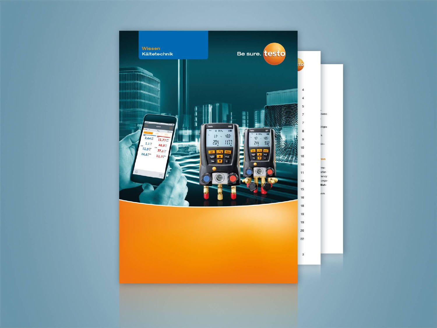 Testo Hvac Measuring Instruments