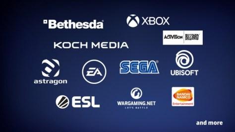 Empresas confirmadas Gamescom. OPENING NIGHT LIVE TRAERÁ ACTUALIZACIONES Y NOVEDADES PARA PS5