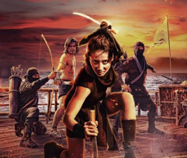 Sherlyn Chopra Starrer Kamasutra D Movie Poster