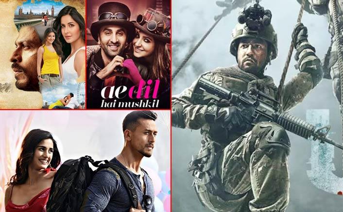 Uri- The Surgical Strike Box Office (Worldwide): With 247.90 Crores Beats Shah Rukh Khan, Ranbir Kapoor & Tiger Shroff In Worldwide Grossers