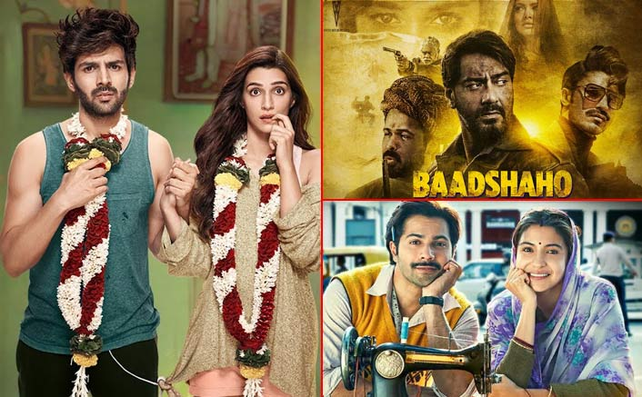 Box Office - Luka Chuppi goes past Baadshaho and Sui-Dhaaga, audiences ignore new releases