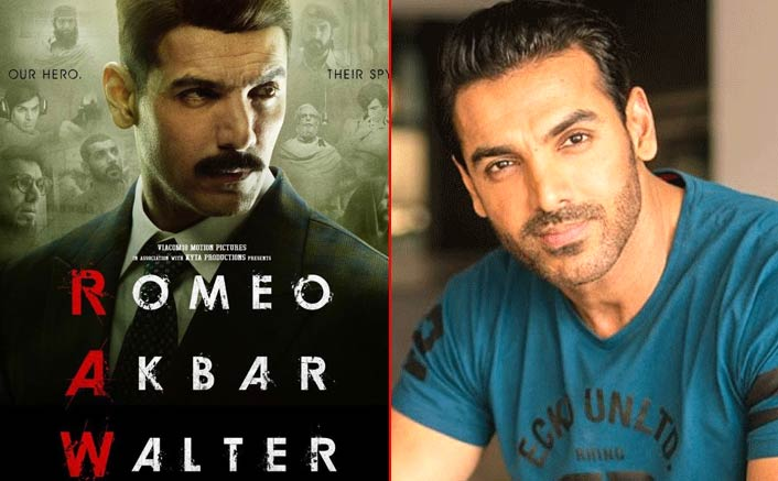 John Abraham shot in real locations without any security for Romeo Akbar Walter