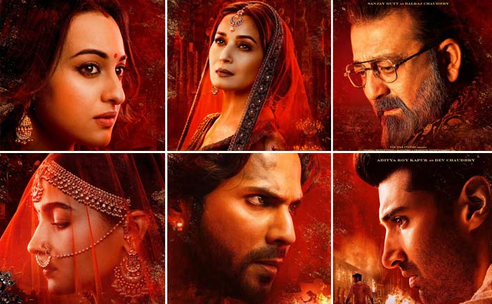 Kalank Posters On 'How's The Hype?': BLOCKBUSTER Or Lackluster?