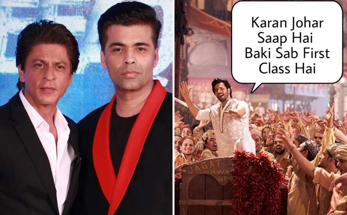 #KoimoiPicks: No Offence, But These Top 5 #ShameOnKaranJohar Memes By Shah Rukh Khan Fans Will Crack You Up!