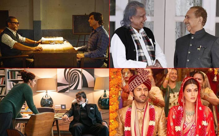 Box Office - Romeo Akbar Walter to surpass Madras Café, The Tashkent Files grows, Badla aims for 88-90 crores, Luka Chuppi set for 94 crores
