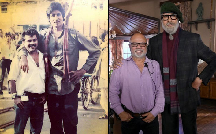 Amitabh Bachchan Reunites With A DOP After 30 Years For Chehre!