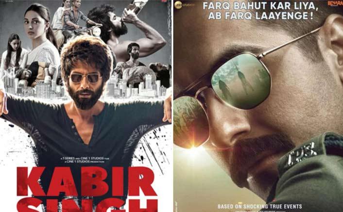 Box Office - Kabir Singh is the highest grosser of 2019, Article 15 hits half century