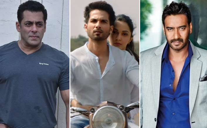 Kabir Singh Box Office (Worldwide): Salman Khan & Ajay Devgn, WHAT? Shahid Kapoor Is Moving Past Them All!