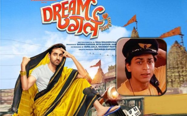 Ayushmann Khurrana: I thought Shah Rukh Khan's character in 'Kabhi Haan Kabhi Naa' would be my dream role