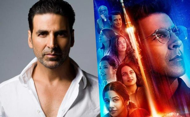 Akshay Kumar Is Ecstatic As Mission Mangal Crosses 200 Crores At Box Office & His Tweet Is The Proof