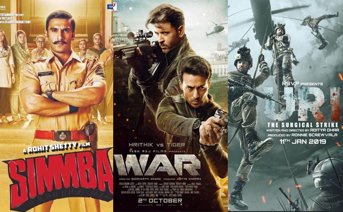 War Box Office: Becomes 10th Highest Bollywood Grosser Of All Time By Crossing Simmba & Uri: The Surgical Strike