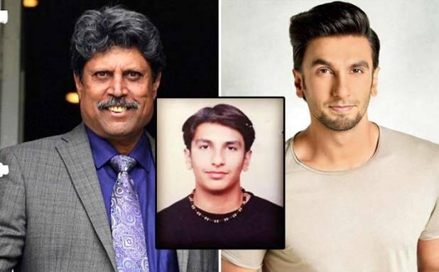 Real-Life Kapil Dev REACTS On Reel-Life Kapil Dev - Ranveer Singh's Childhood Picture & It's 'Cute'